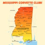 Are you looking for a Corvette Club in Mississippi? Check out our directory for Mississippi Corvette Clubs near you!
