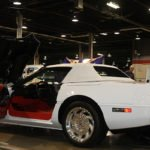 Corvettes at the Muscle Car and Corvette Nationals 2017