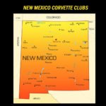 New Mexico Corvette Clubs