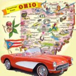 Complete listing of Ohio Corvette Clubs