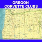 Oregon Corvette Clubs