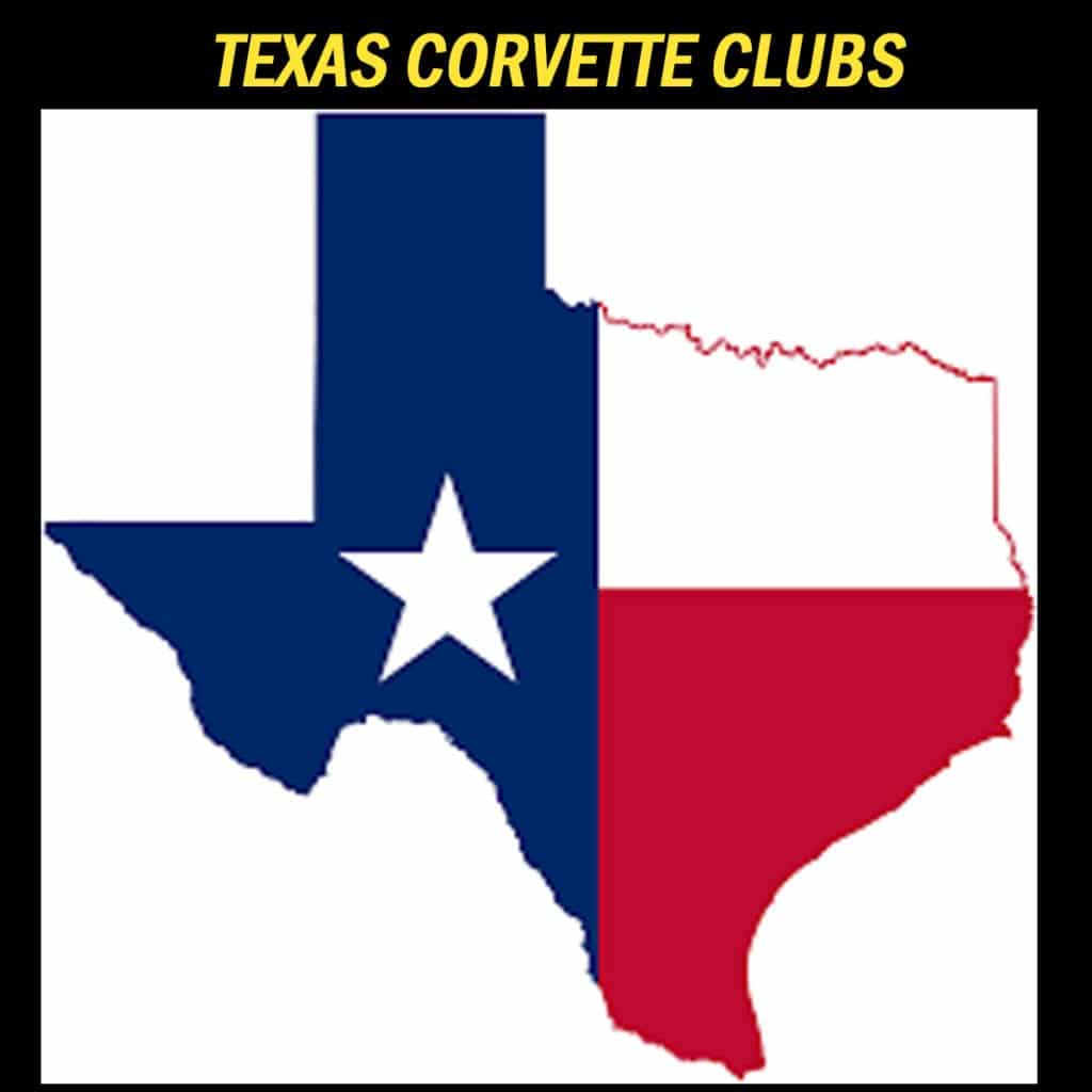 Texas Corvette Club Directory