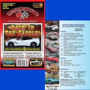February 2018 Issue Vette Vues Magazine