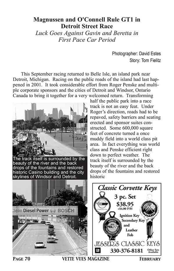 Detroit Belle Isle Grand Prix 2007