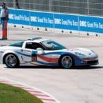 Detroit Belle Isle Grand Prix 2007 Corvette ZO6 Pace Car