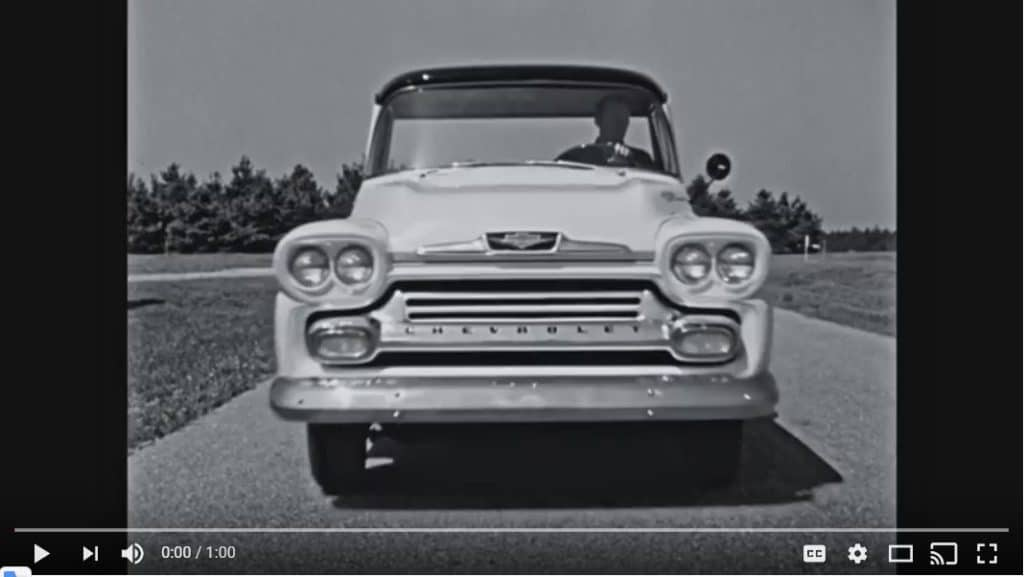 Video: Chevy Trucks Celebrating A Century of Dependability