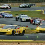 Corvette Racing participating at Petit Le Mans.This year, Road Atlanta celebrated its 20th Anniversary of Petit Le Mans, October 4-7, 2017. Photographer Charley Robertson