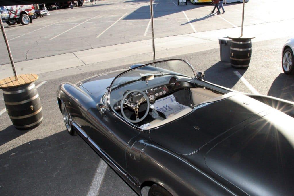 1953 Corvette Commemorative Edition by AAT