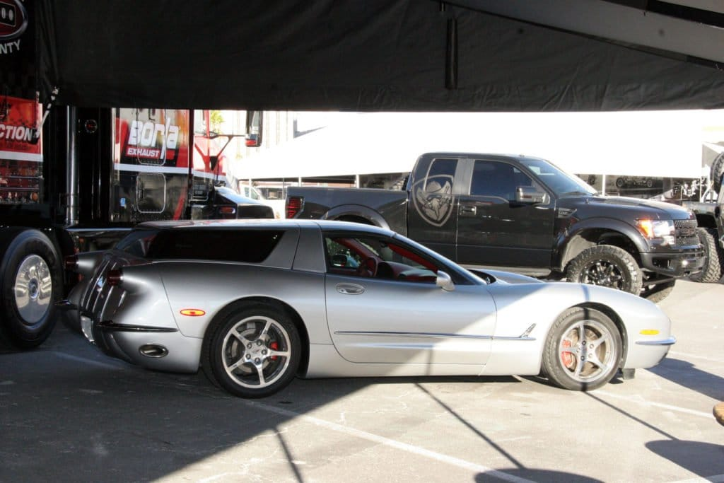 Corvette Wagon (Nomad) Replica by AAT