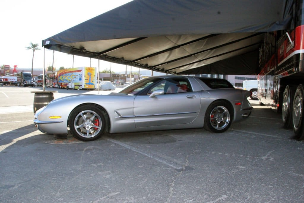 Corvette Wagon (Nomad) Replica by AAT