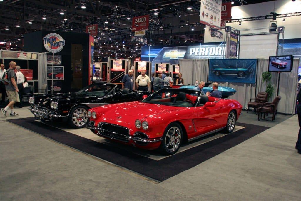 Classic Reflections Coachworks Corvette