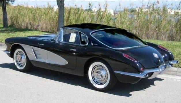 1959 Computer Gen Custom Concept Corvette