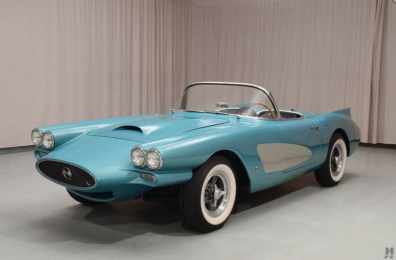 1958 George Barris Custom Corvette
