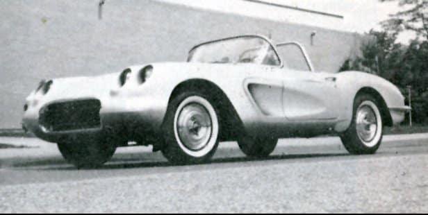 1959 Custom Corvettes - Hank Bornstein