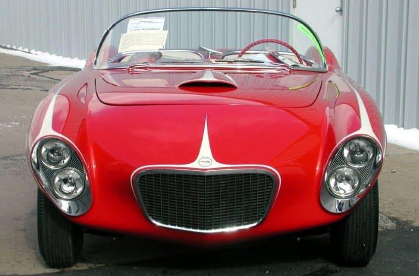 1953 Custom Corvette Names Harerazn