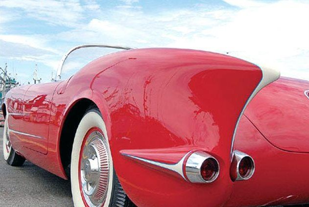 1953 Custom Corvette Names Harerazn