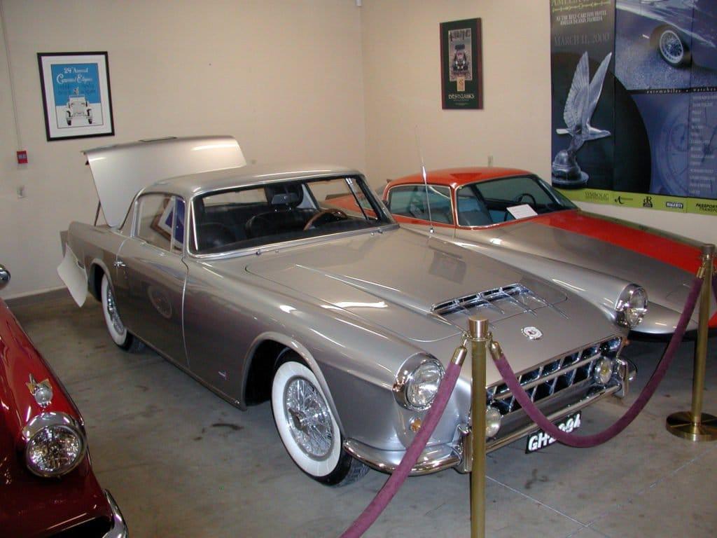1954 - Ghia Corvette