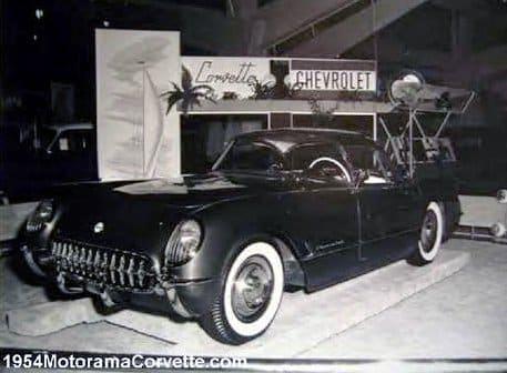 1954 Corvette Motorama