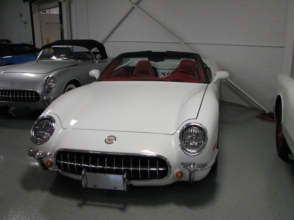2003 AAT Corvette with 1953 Style