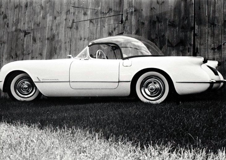 1953 Corvette Bubbletop