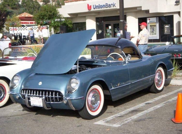 1954 Corvette Bubbletop