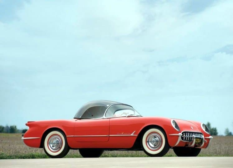 1955 Corvette Bubble Top