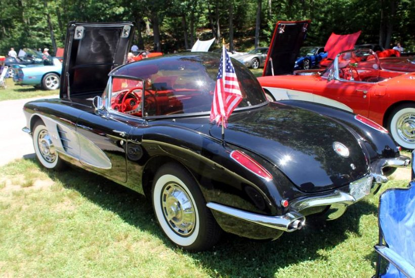 1959 Corvette Bubble Top