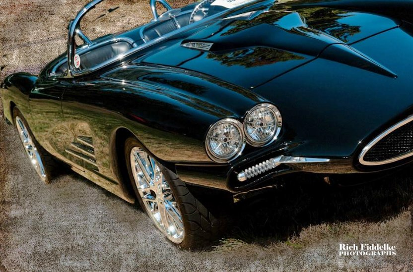 1957 XP-700 Corvette Tribute Car