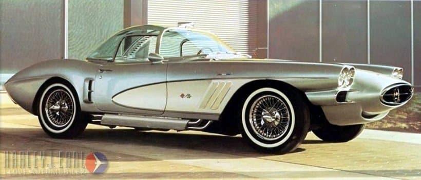 1958 XP-700 Corvette