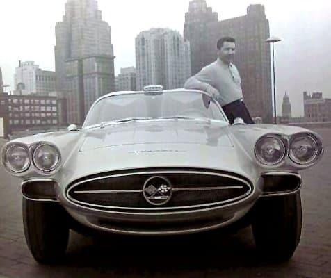 1959 XP-700 Corvette