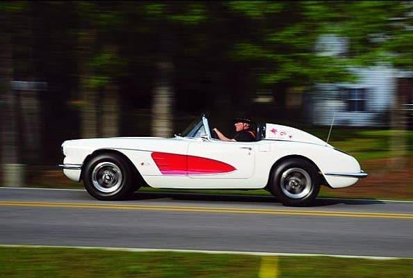 1957 Corvette Kit for Headrest Fairing