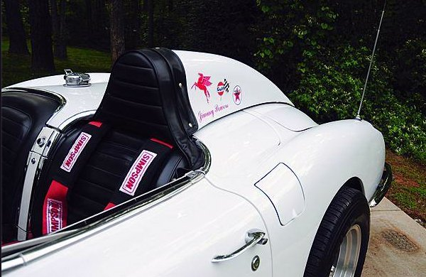 1957 Corvette Kit for Headrest Fairing