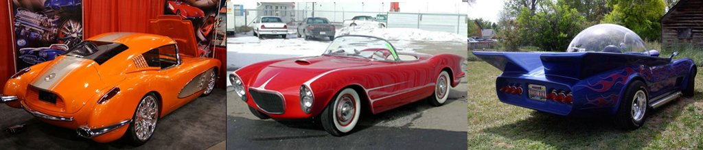 C1 Corvette History of Body Kits and Dress-up