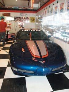 2004 Chevrolet Corvette Commemorative Edition Last C5 ZO6
