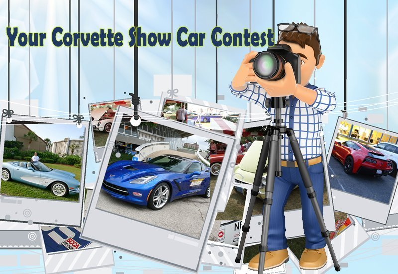 Post up your photos of your Corvette at a car show. The Corvette with the most votes wins. We are giving away 4 prizes. Two people will receive a year's subscription to Vette Vues Magazine, and two people will receive a Vette Vues Magazine T-shirt. The contest ends June 30, 2018. Contest good in the US only.
