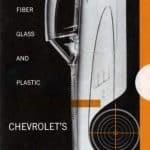 1958 Corvette Brochure