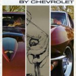 1967 Corvette Brochure - cover