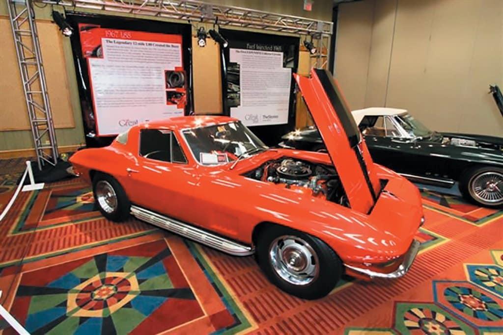 1967 L88 Corvette – The 12-mile Corvette