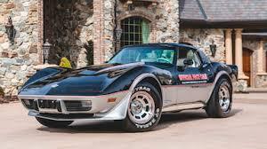1978 Corvette Pace Car Edition at 2018 Mecum Indy