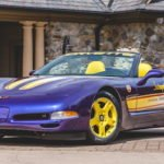 1998 Corvette Pace Car Edition at 2018 Mecum Indy