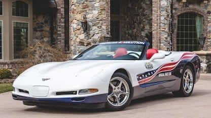 2004 Corvette Pace Car Edition at 2018 Mecum Indy