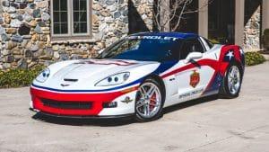 2006 Corvette Pace Car Edition at 2018 Mecum Indy