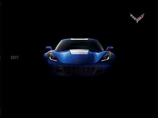 2017 Corvette Brochure