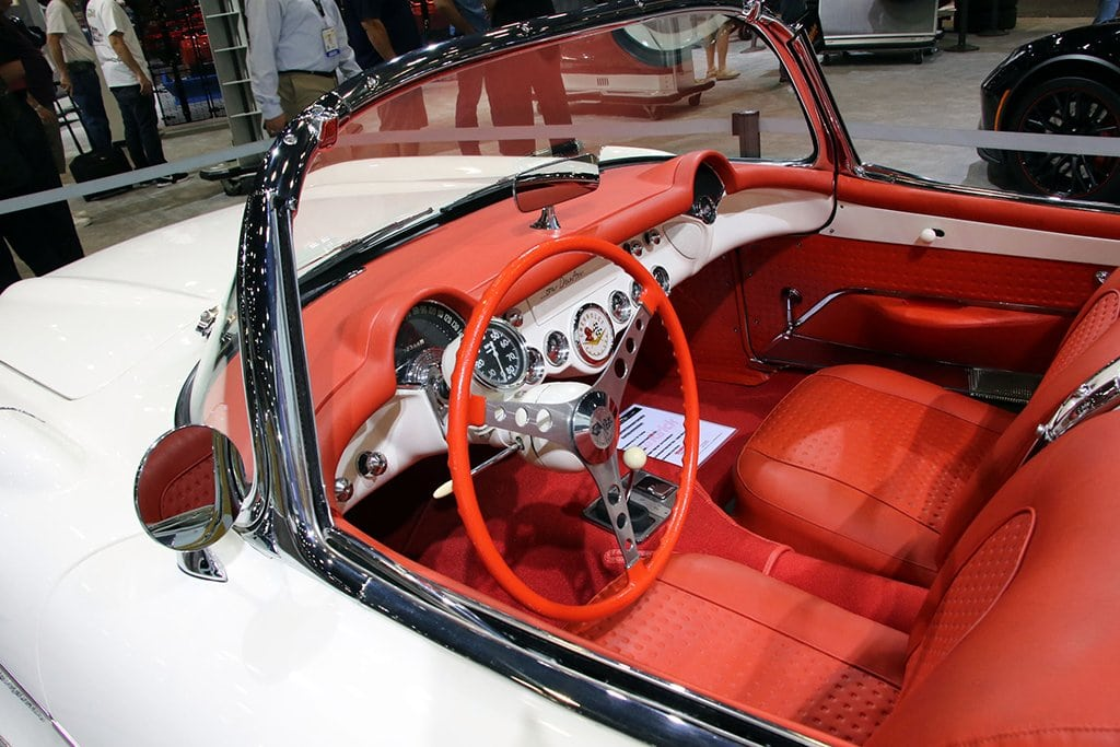 1957 Corvette Air Box Car