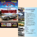 #561 JUNE 2018 ISSUE VETTE VUES MAGAZINE, VOLUME 46, ISSUE NUMBER 11