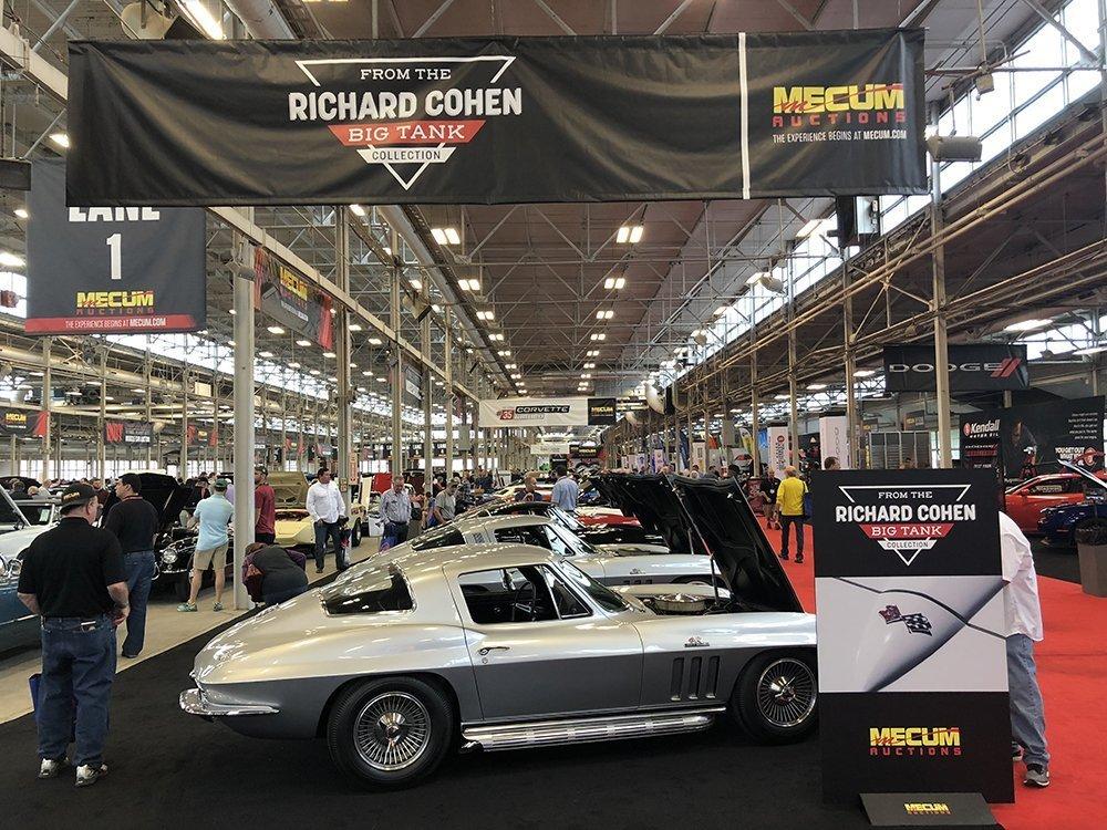 Corvette Auction Results Mecum Indy 2018