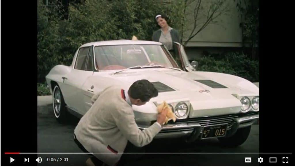 1963 Chevrolet Super Sport Commercial