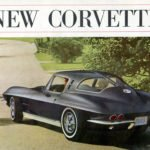 1963 Corvette Brochure Page 1