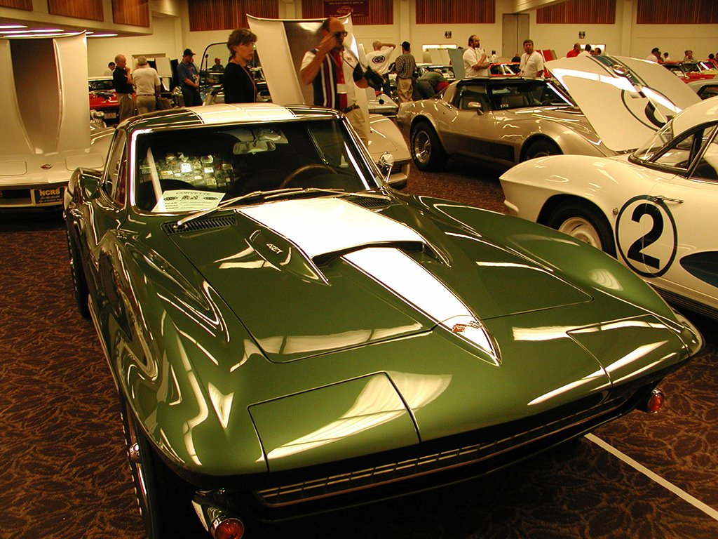 1967 Chevrolet Corvette - Factory Shop Order owned by Bob Radke. This '67 Was Custom Built In St. Louis For Bob Wingate.