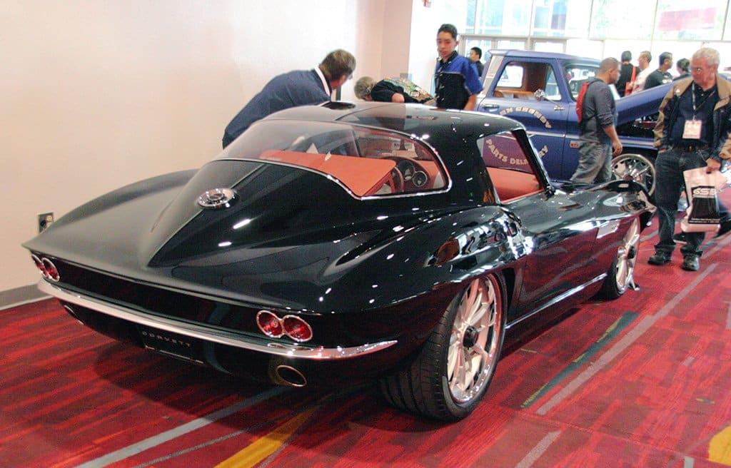 C2 Corvette with Fixed Headlights
